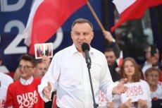 Maturzystce, która krzyknęła wulgarne słowo pod adresem Andrzej Dudy, grozi surowa kara.