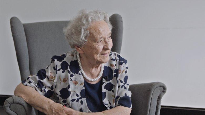 Irena Paśnik ma dziś 93-lata. W Powstaniu Warszawskim walczyła na Mokotowie. Była łączniczką i sanitariuszką.