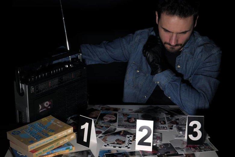 """Marcin Myszka jest autorem podcastu """"Kryminatorium"""", a także kanału na YouTube """"Niediegetyczne"""". Wkrótce zobaczymy go też w telewizji w programie """"DNA polskich zbrodni"""""""