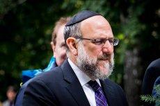 Naczelny rabin Polski Michael Schudrich dobitnie tłumaczy, czym jest negowanie polskich zbrodni w Jedwabnem i Kielcach.