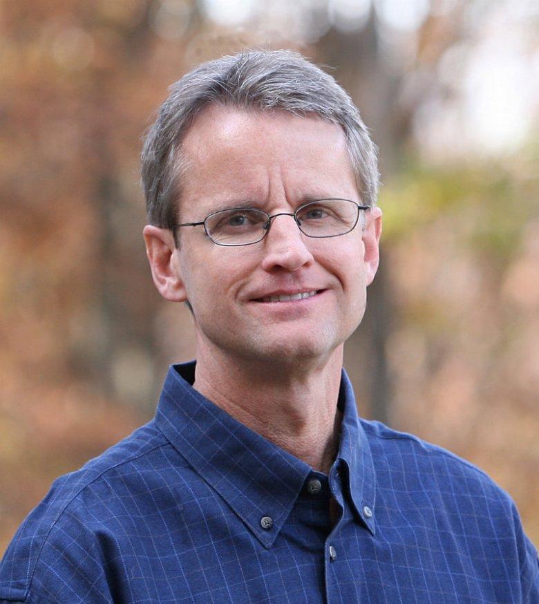"""Jeff Haden,  autor książki """"Mit motywacji"""""""