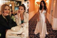 Jessica Mercedes i Julia Wieniawa są influencerkami reprezentującymi Polskę na Festiwalu Filmowym w Cannes