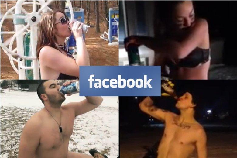 24-godzinne piwne wyzwanie staje się coraz popularniejsze na Facebooku.