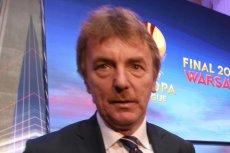 Zbigniew Boniek nie ma dobrego zdania o Seppie Blatterze