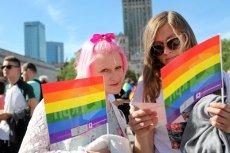 Przez Warszawę maszeruje kolejna Parada Równości
