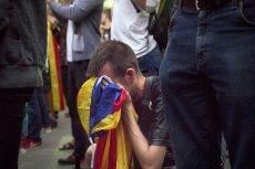 Katalonia nie ogłosiła niepodległości, a już jutro straci prawa autonomii.