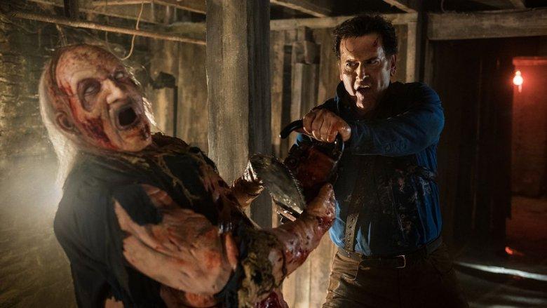 Kultowy horror kontynuowany jest w serialu.