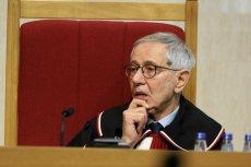 Obarczanie samorządów długami szpitali jest niezgodne z konstytucją – ogłosił sędzia TK Stanisław Rymar.