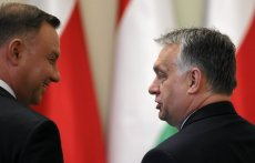 Andrzej Duda spotyka się dzisiaj z Donaldem Trumpem, a Viktor Orbán z Władimirem Putinem. To symboliczne pokazuje, jakie są nasze relacje z Węgrami.