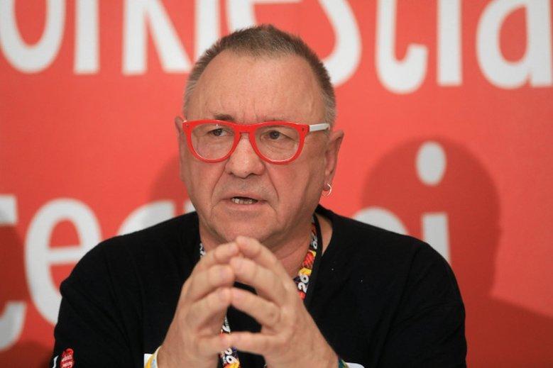 Jerzy Owsiak dał rzeczniczce PiS Beacie Mazurek 48 godzin na przeprosiny za kłamstwo.