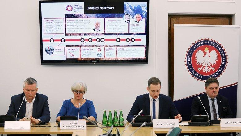 Joanna Kluzik-Rostkowska kojarzona jest głównie z edukacją. Tymczasem ta polityczka świetnie orientuje się także w tematach związanych z wojskowością i bezpieczeństwem państwa.