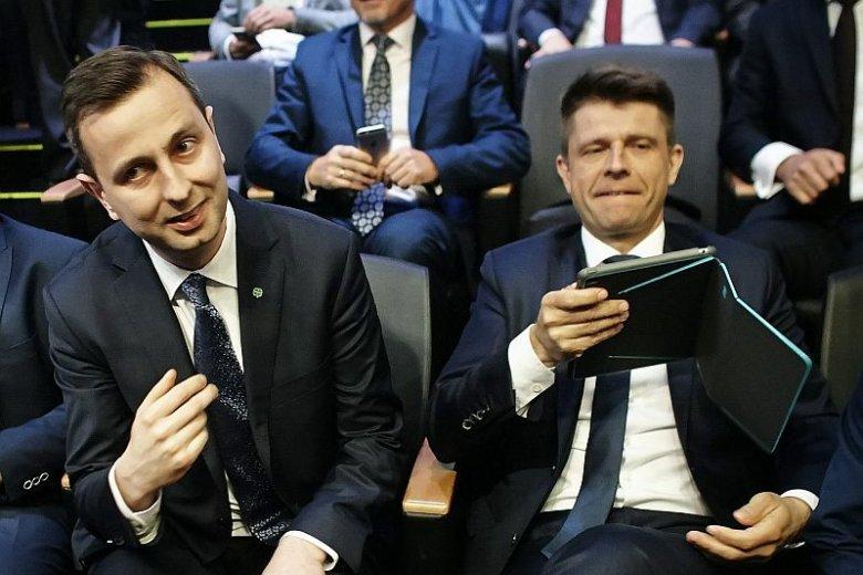 Opozycja stoczyła spór na Twitterze o porównanie Władysława Kosiniaka-Kamysza do Ryszarda Petru.