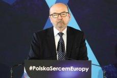 Frakcja ECR kontrolowana przez PiS wyrzuciła Brytyjczyków na dzień przed Brexitem - podaje serwis Politico Playbook.