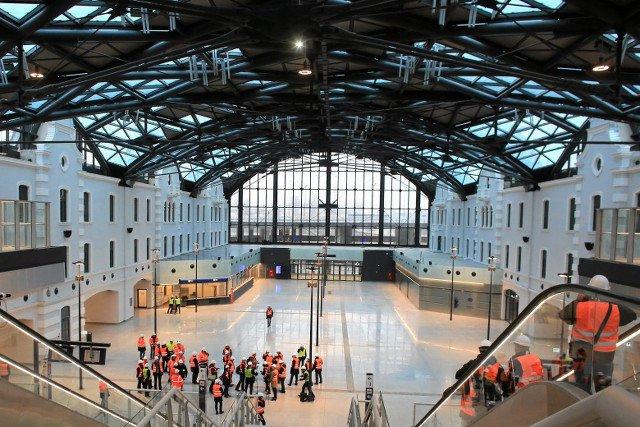 Łódź Fabryczna to najnowocześniejszy dworzec w Polsce. Wyprzedził jednak swoje czasy.
