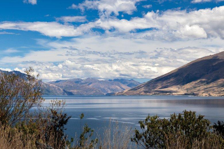 Okolice jezior Wakatipu i Wanaka czyli Lothlorien i Isengard