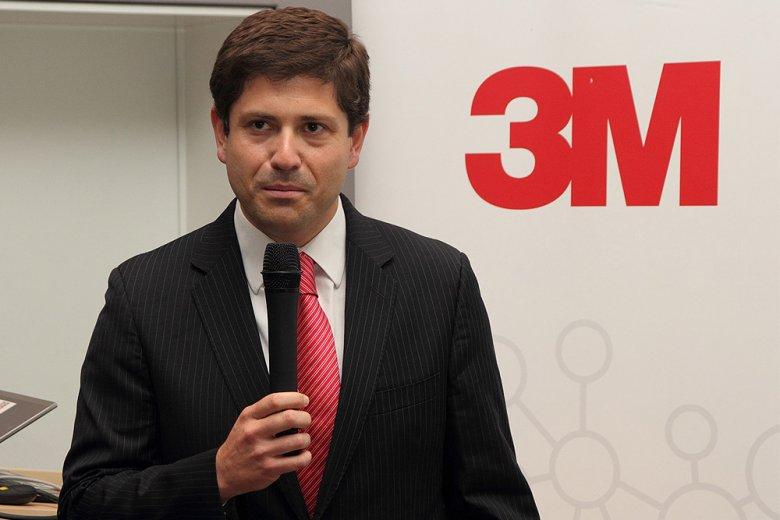 Sebastian Arana Araya - dyrektor zarządzający 3M Poland