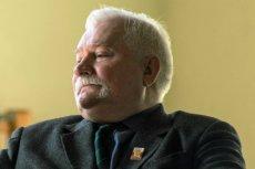 W samochodzie Bor, którym jechał Lech Wałęsa, doszło do kolizji.