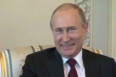 Putin gratuluje wygranej Trumpowi.
