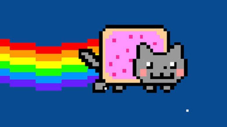 Ryc. 4. Nyan Cat
