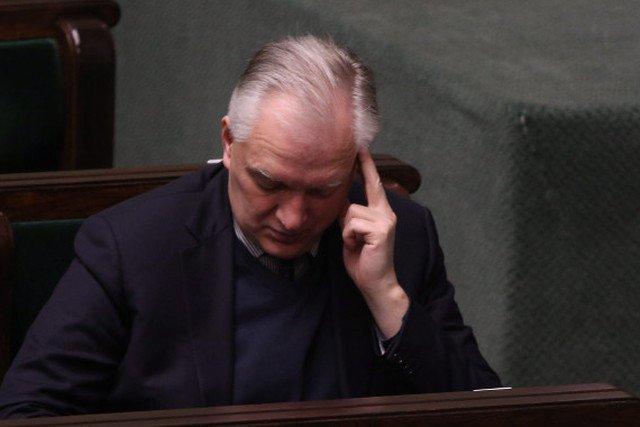Politycy Polski Razem Jarosława Gowina zapowiadają swoje poparcie dla prezydenckiego weta.