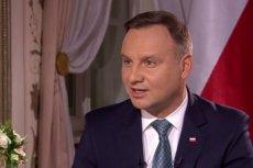 Andrzej Duda odpowiedział na kilka pytań, które nurtowały ostatnio Polaków.