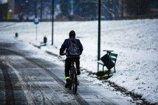 Do Krakowa zawitała wraz z końcem listopada prawdziwa zima. Mróz w nocy na południu może dojść nawet do minus 15 stopni.