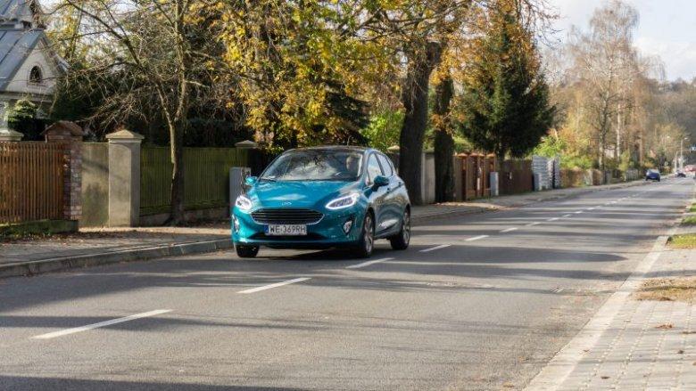 Ford Fiesta - auto do miasta z pazurem do jazdy w trasie.