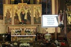 Trzech mężczyzn wtargnęło do Bazyliki w Szczecinie i pobiło księdza. Ksiądz Prałat nie chciał dopuścić do tego, by sami odprawili mszę.
