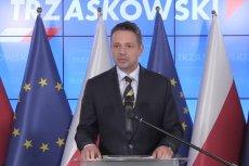 Rafał Trzaskowski podsumował wybory.