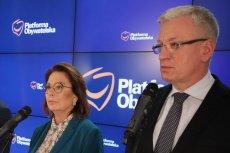 W prawyborach delegaci wybiorą między Kidawą-Błońską i Jackiem Jaśkowiakiem