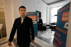Partia Janusza Palikota ma problemy z rozliczeniem się z sejmowego sprzętu.
