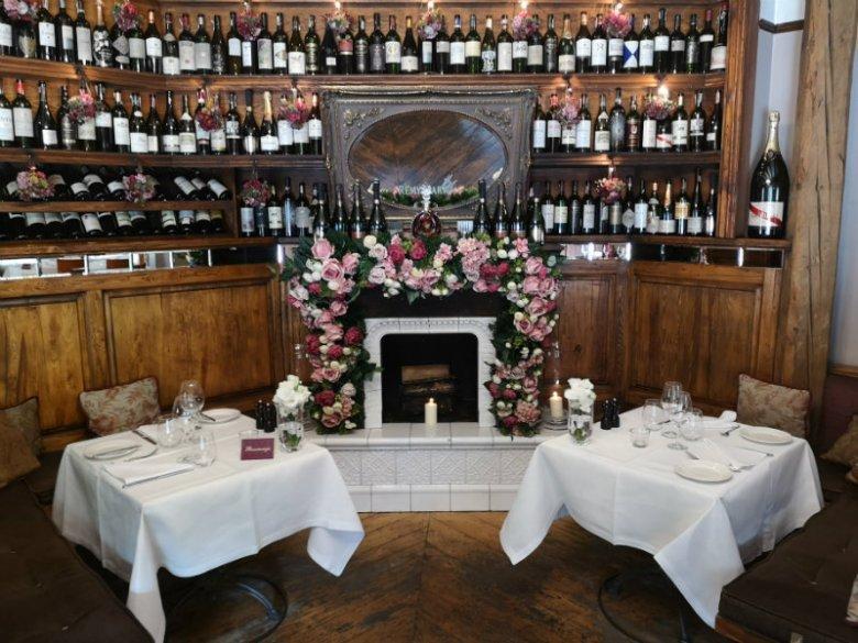 Wnętrze restauracji Papu