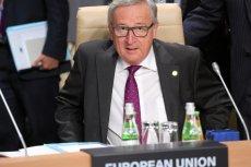 Jean-Claude Juncker, przewodniczący Komisji Europejskiej wywołuje wiele plotek swoim zachowaniem
