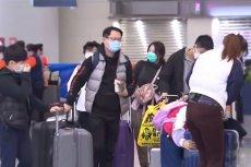 Epidemia koronawirusa w Chinach. Zakażeni to głównie osoby wracające z zagranicy.