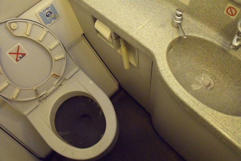 Niektórych rzeczy lepiej nie wiedzieć. Tak jest też w przypadku czystości na pokładach samolotów.