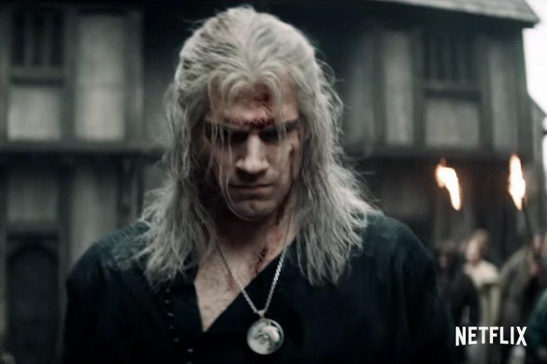 Fani historii Geralta wreszcie doczekali się zapowiedzi serialu.