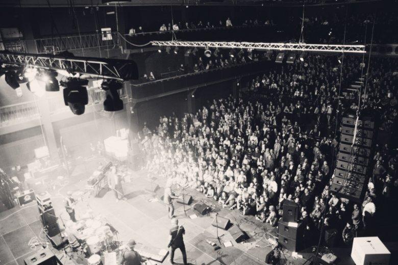 Koncerty na Soundedit przyciągają tłumy