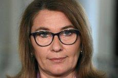 Beacie Mazurek zrobiono zdjęcie z Silvio Berlsuconim.