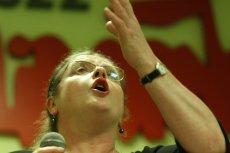 Krystyna Pawłowicz po raz kolejny napisała na Twitterze o protestujących w Sejmie.