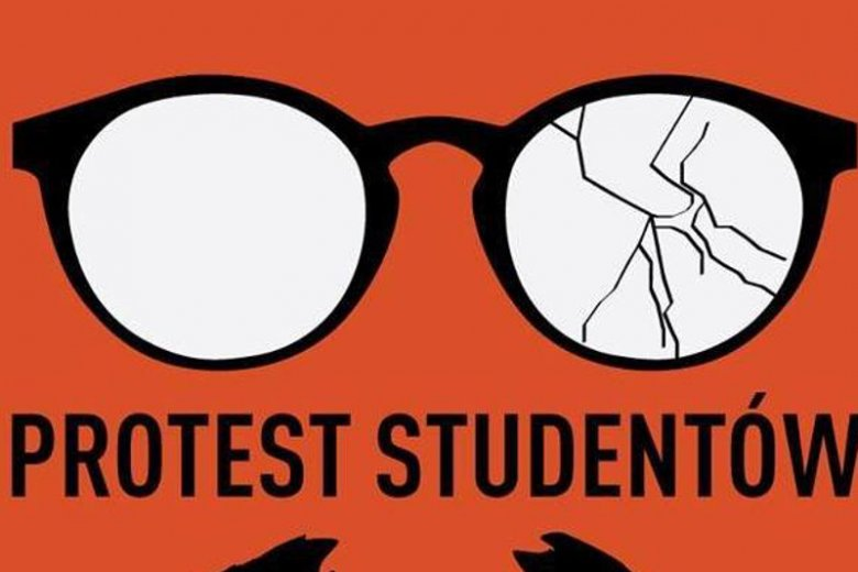 Studenci z kilkunastu polskich miast skrzykują się na 25 stycznia