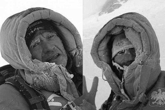 Maciej Berbeka i Tomasz Kowalski zginęli podczas wyprawy na Broad Peak