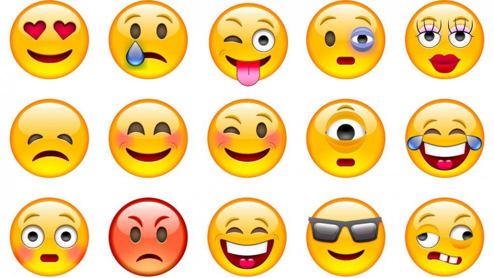 Młody naukowiec spróbował swoje badania dotyczące atrakcyjnych seksualnie grymasów przełożyć na...emoji.