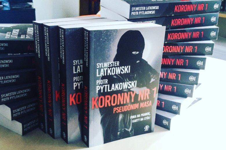 Książka ''Koronny nr 1. Pseudonim Masa'' będzie miała swoją premierę w Polsce 11 października 2017 tego roku