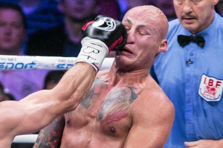 Artur Szpilka nie potrafił utrzymać nerwów na wodzy na ostatniej gali KSW.