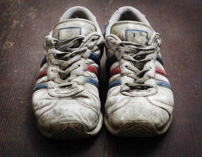 """Buty, które """"rosną"""" razem ze stopą? Czemu nie!"""