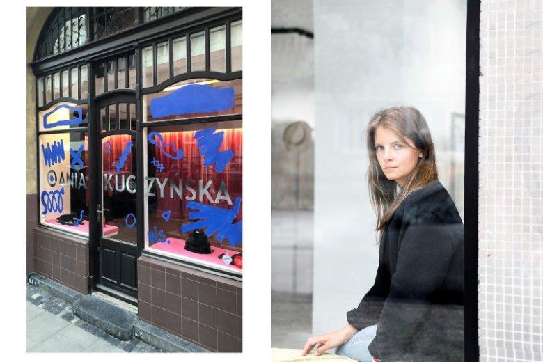 Malwa Rytych projektuje wystawy wielu warszawskich butików. Jest pomysłodawczynią witryn m.in. The Odder Side, Ani Kuczyńskiej, Łukasza Jemioła, a także cukierni Lukullus