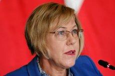 Barbara Nowak miała nie wypowiedzieć słów o tym, że masturbacja jest niezgodna z prawem.