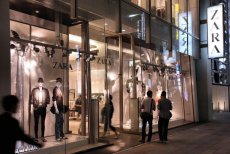 Zara jest chyba najpopularniejszym sklepem wśród klasy średniej na świecie.