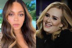 Adele jest wielką fanką amerykańskiej wokalistki.