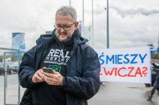 Rafał Ziemkiewicz w swoim stylu skomentował incydent z 13-latkiem, który wypluł hostię.